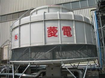 逆流式冷却塔工作效率高!