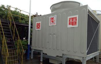工业冷却塔更方便了操作!