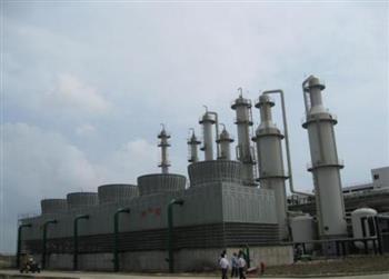 菱电NTG系列逆流式工业型钢结构冷却塔