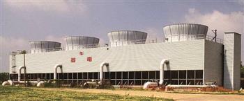 菱电NTGH系列钢混结构冷却塔